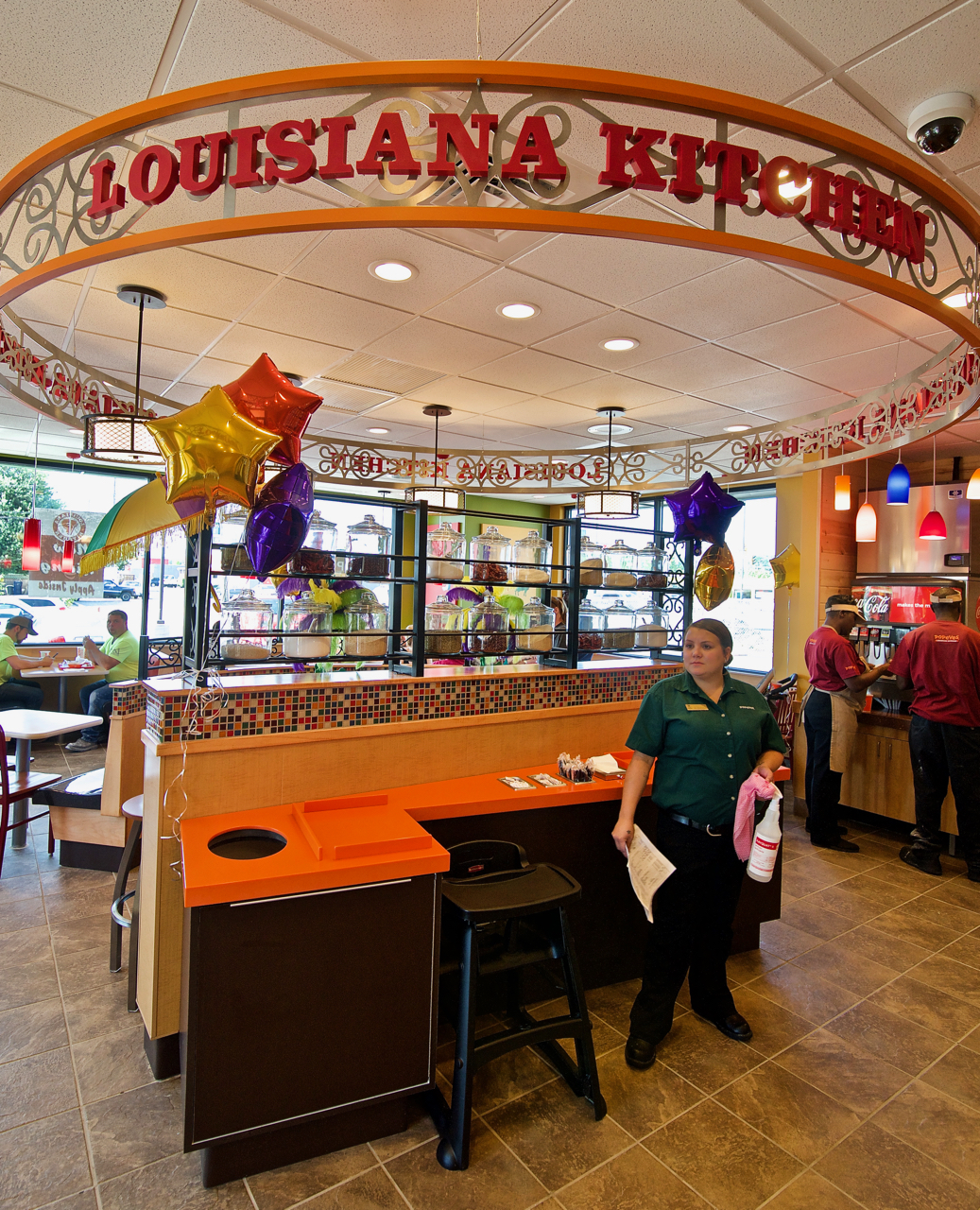 White Kitchen Louisiana popeye's louisiana kitchen opens in white center bringing 78 jobs