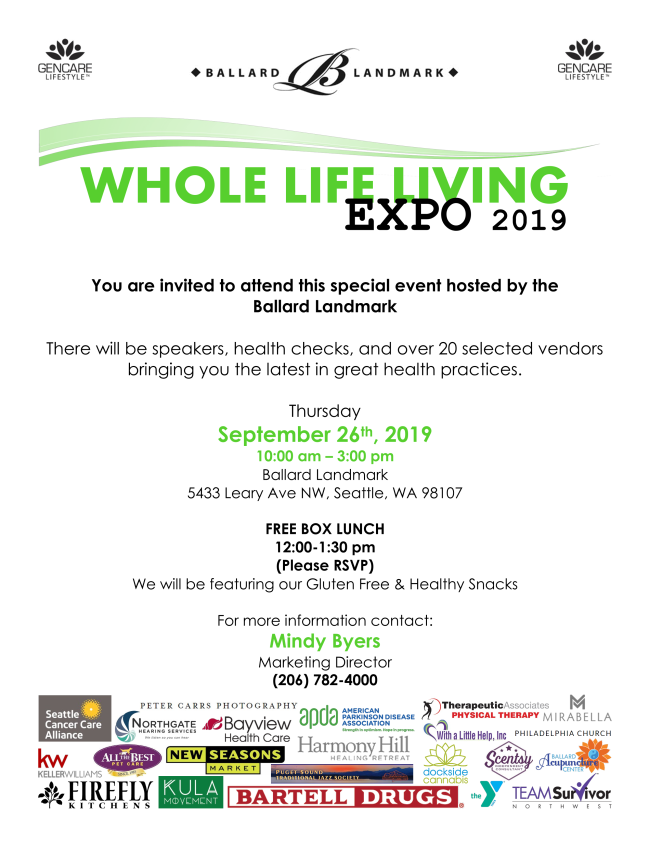 Whole Life Living Expo