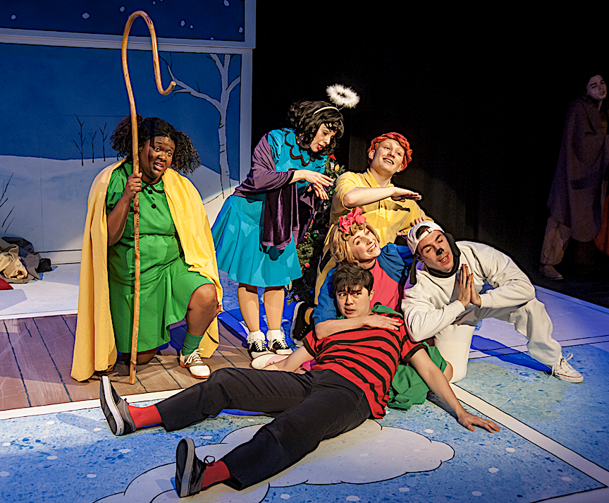 A Charlie Brown Christmas Play.Taproot Theartre Presents A Charlie Brown Christmas