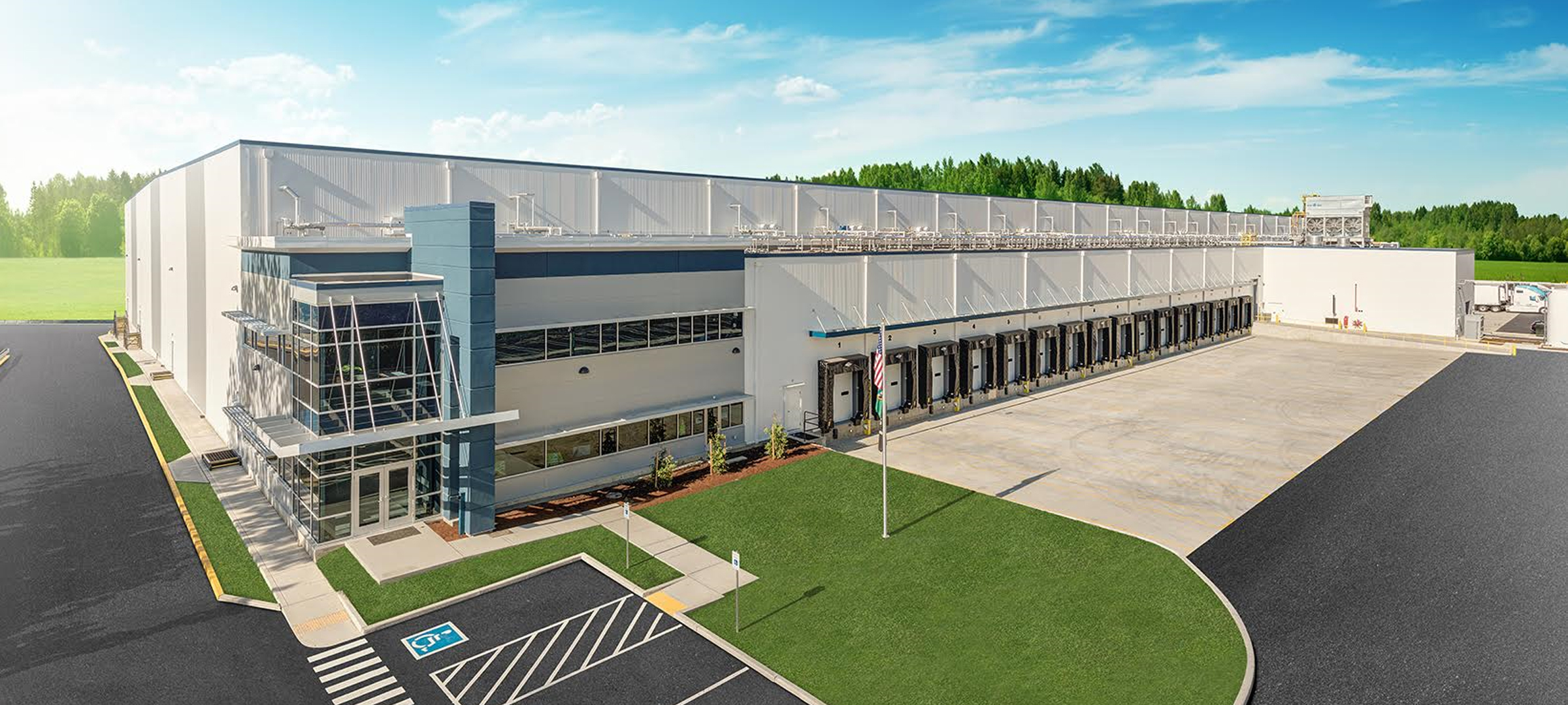 Attrayant Bridge Development Partners Sells First Seattle Area Cold Storage Facility  Built In 10 Years To Bentall Kennedy