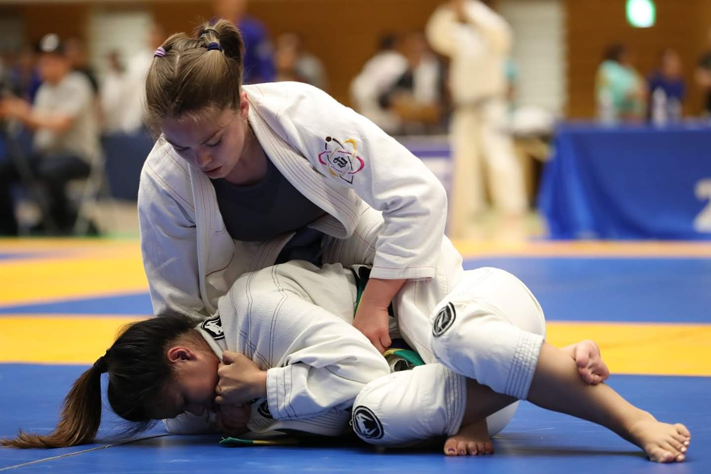Local martial artists rank in top 10% in the world
