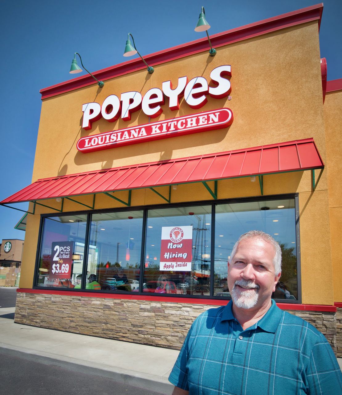 Popeye S Louisiana Kitchen Opens In White Center Bringing Jobs