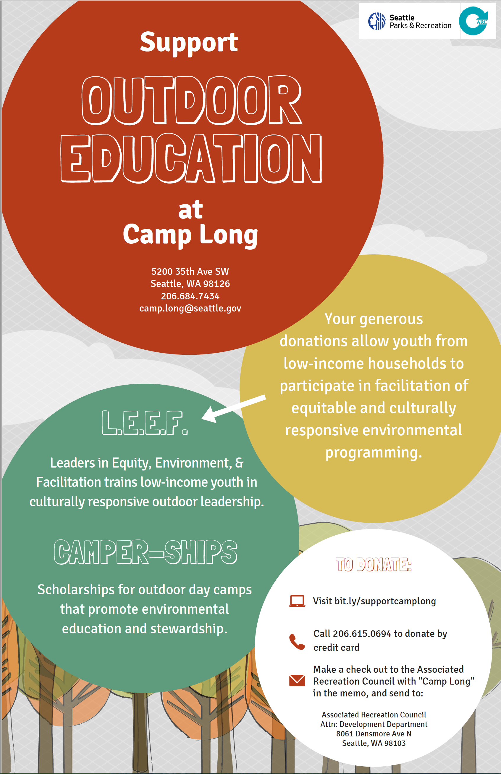 Join The Quot Camp Paign Quot To Promote Outdoor Education At Camp