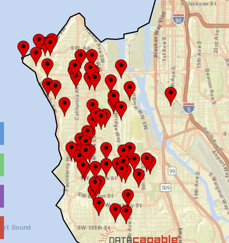 Power Outage Hits West Seattle Tuesday Quickly Restored Westside