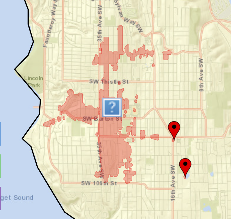 Power Outage Affects More Than 3000 In West Seattle Now Restored