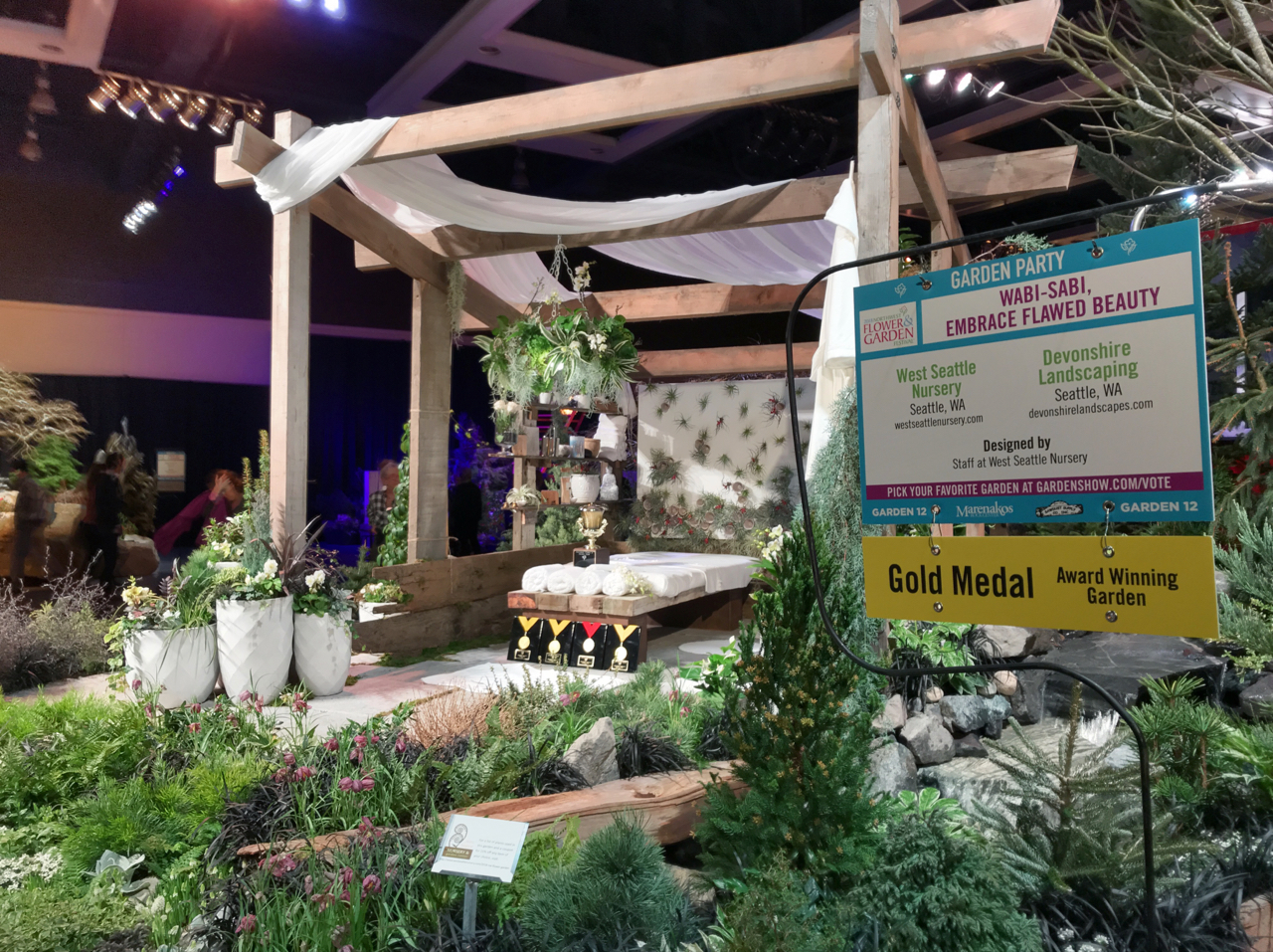 West Seattle Nursery Wins Founderu0027s Cup And Other Awards At NW Flower And  Garden Festival