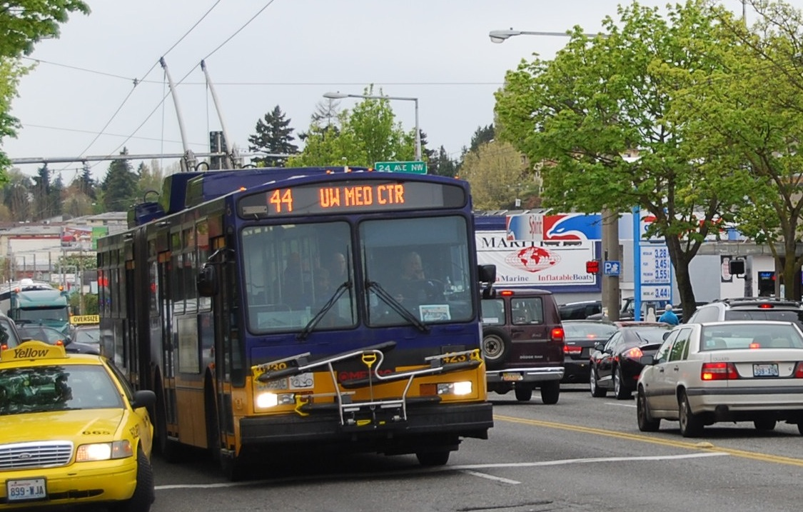SDOT ready to unveil Metro Route 44 improvements | Westside