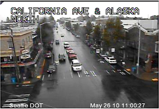 More Seattle traffic cameras are now on line | Westside Seattle