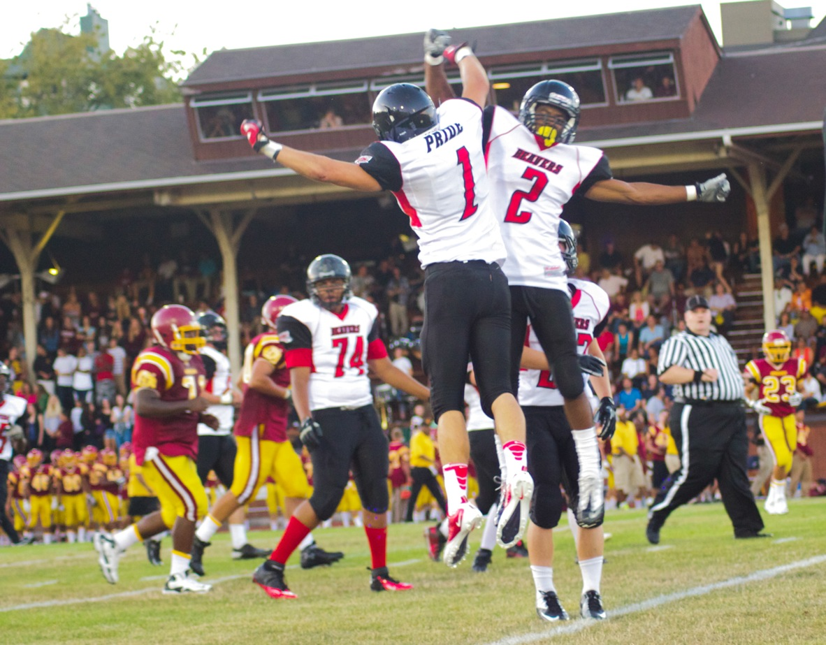 ballard high football seniors named in kingco 4a conference honors