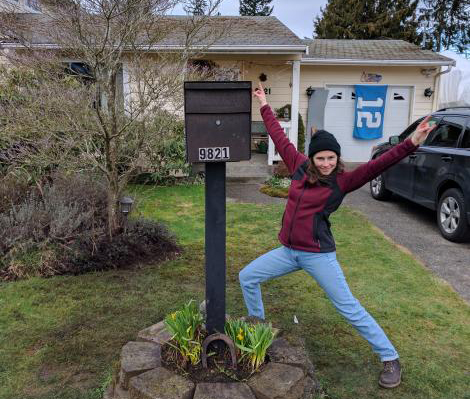 Amanda's View: Back-breaking, heavy-lifting | Westside Seattle