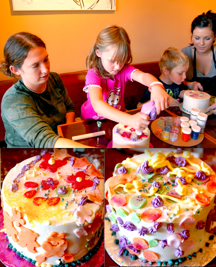 Pictured Far Left Right Kristina Serfass And Natalie Vorpahl Owners Of BAKED The Custom Cake Bakery In Admiral Junction Are Offering A