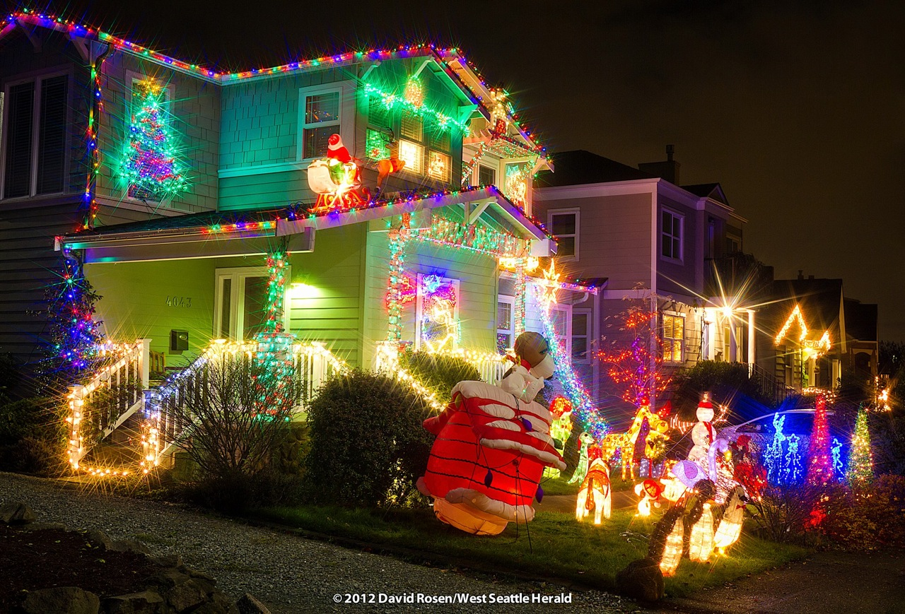 looking for lights heres a brief list of cool christmas displays