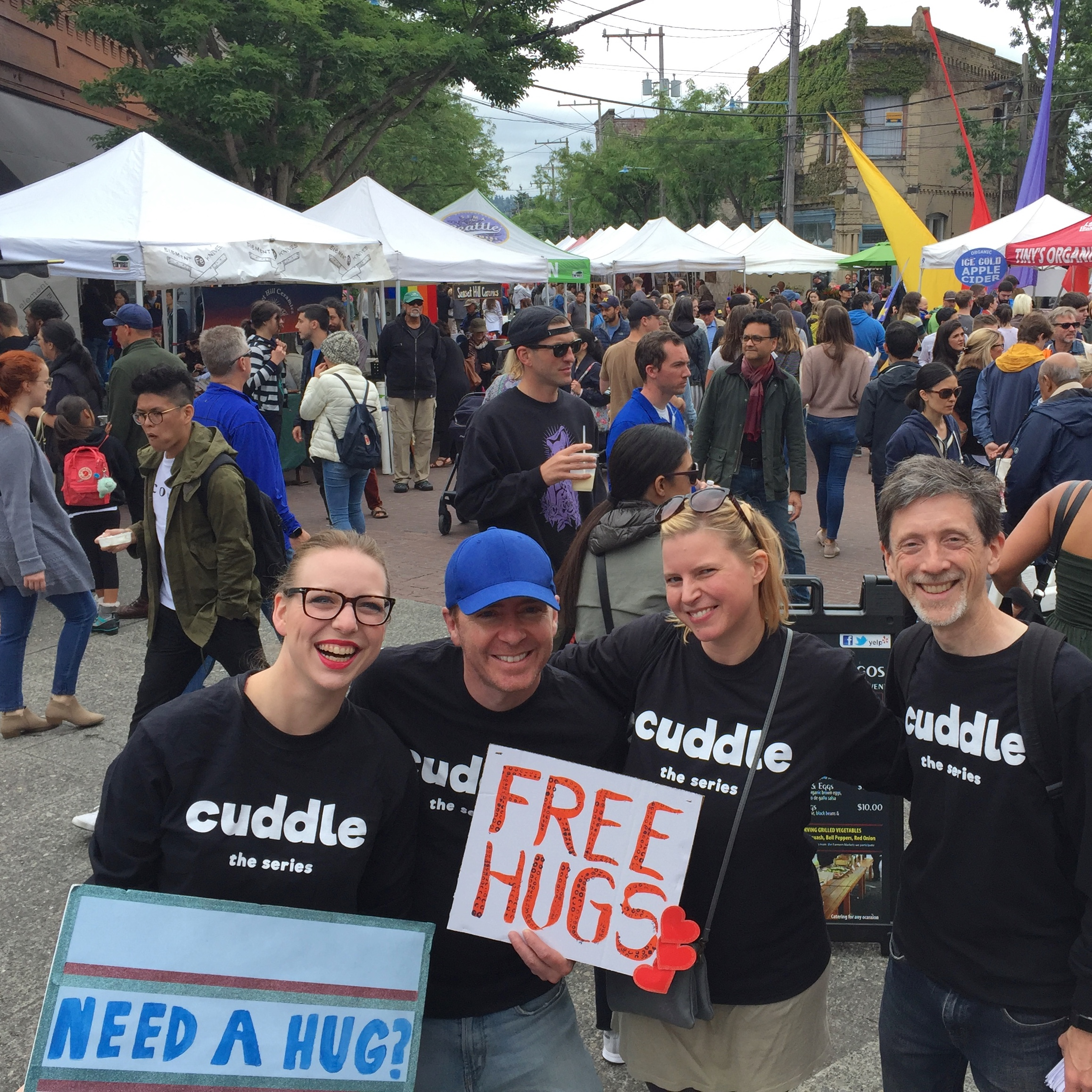 Try this Cuddle | Westside Seattle