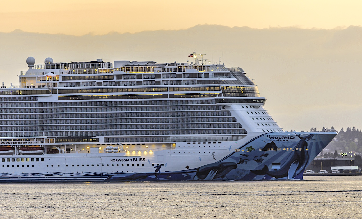 Go Karts Nashville >> Norwegian Bliss comes to Seattle; Massive cruise ship has more than 5000 people on board ...