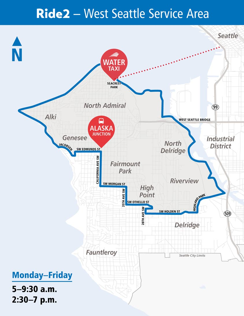 Ride 2 app from Metro aims to ease crunch from Viaduct