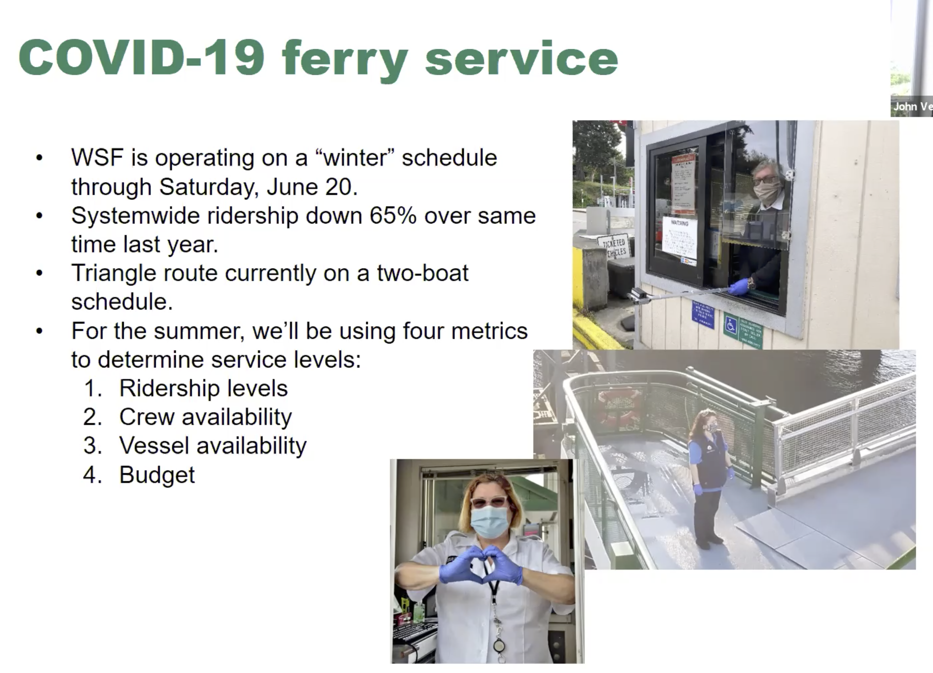 Covid 19 service