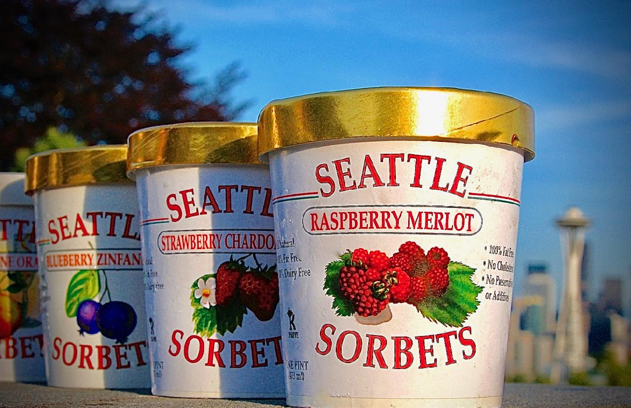 Seattle sorbets