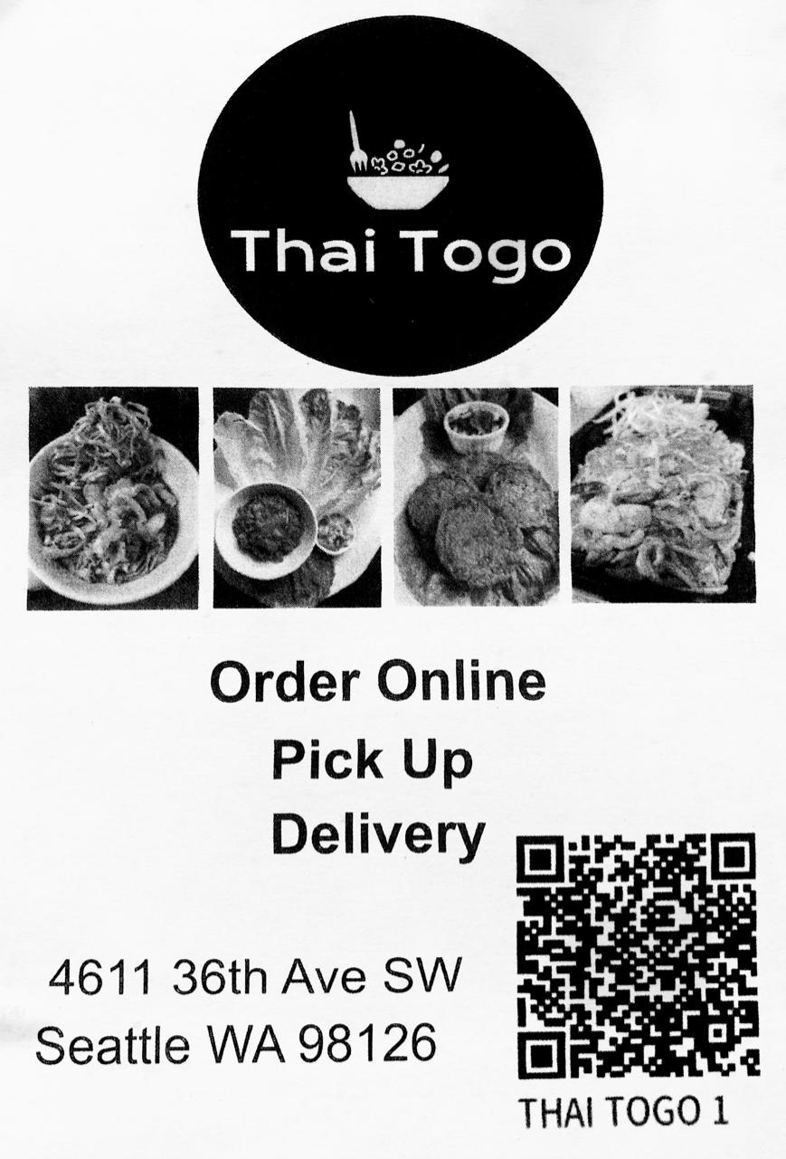 Thai takeaway order online