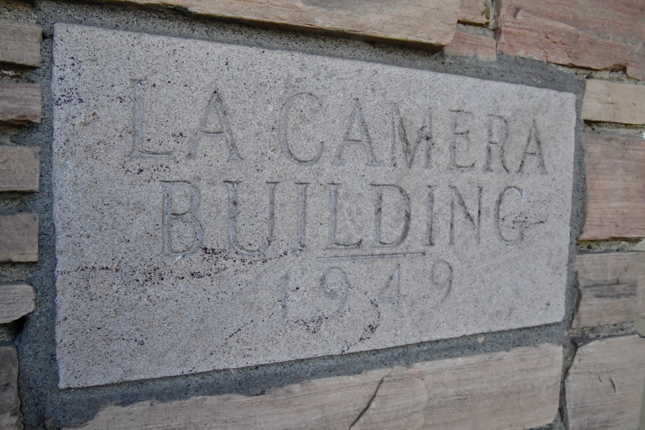 La Camera Building in White Center