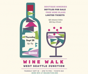 West Seattle Wine Walk
