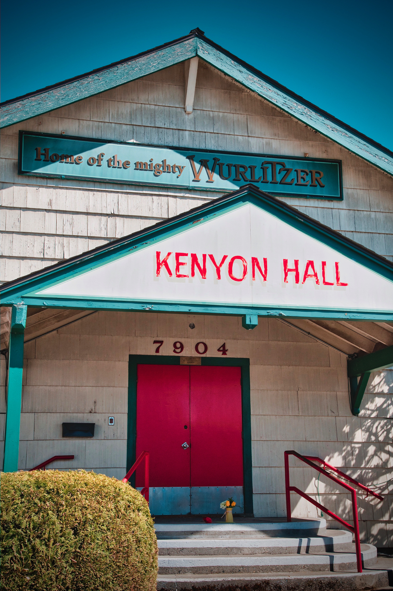 kenyon Hall in West Seattle