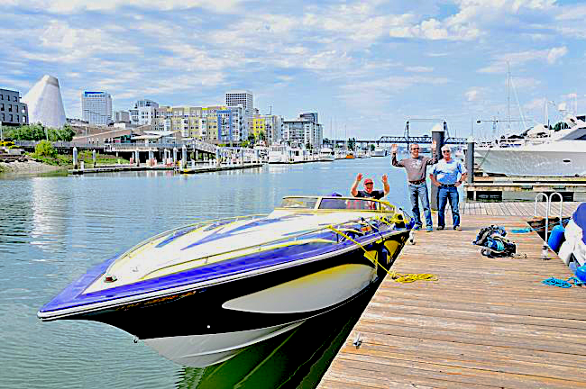 Architecture Tour Go Boat   Want To Go For A Boat Ride Westside Seattle