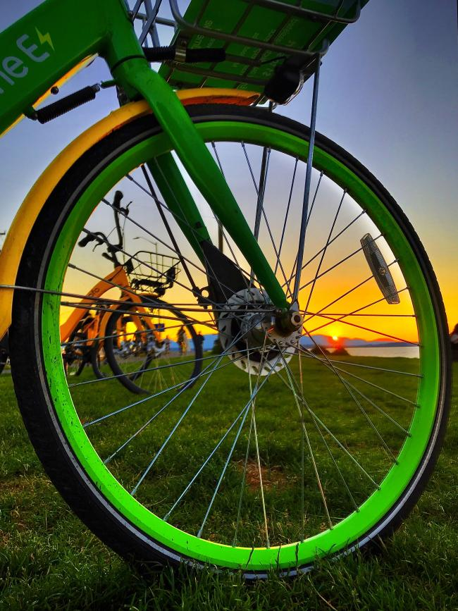 Electric Bikes Are Successful In Reducing Seattle S