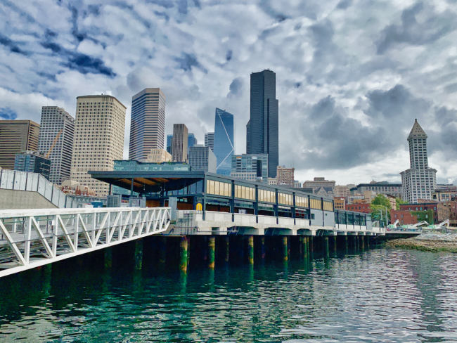 New And Improved Water Taxi Terminal Debuts As Regional