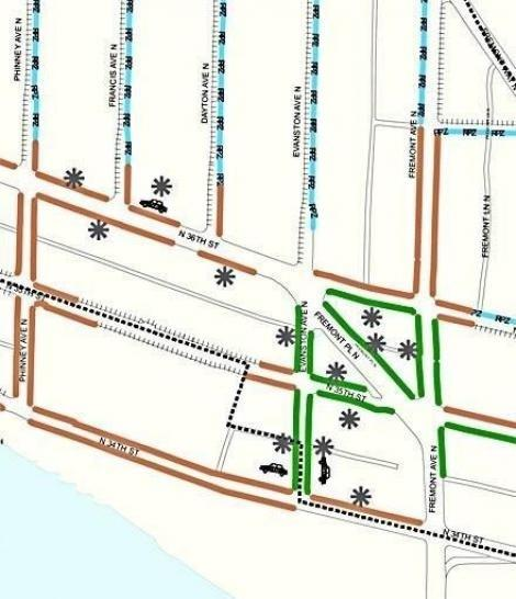 Parking zones and paid parking in Fremont start Monday | Westside ...