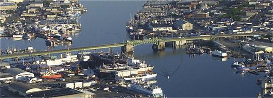 Lane closure on Ballard Bridge | Westside Seattle